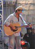 La musica popolare e il frontaliere Bussenghi per una buona causa