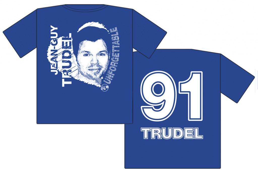 tshirt Trudel