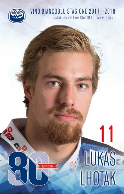11 Lukas Lhotak