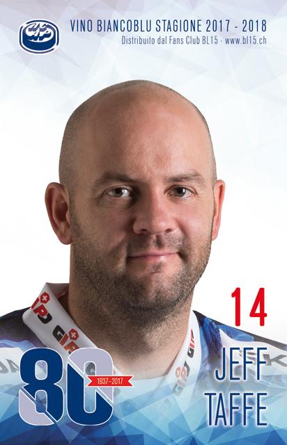 14 Jeff Taffe