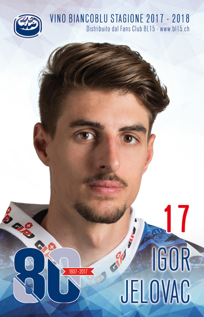 17 Igor Jelovac