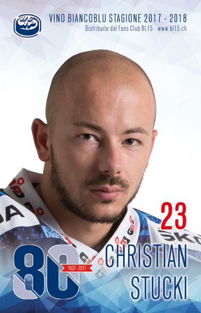23 Christian Stucki