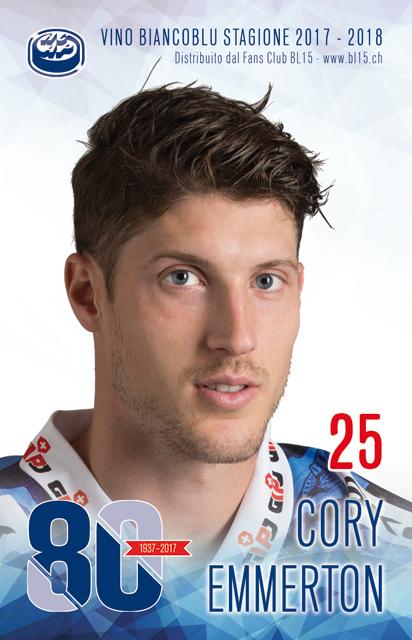 25 Cory Emmerton