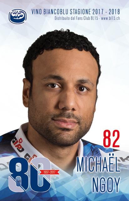 82 Michaël Ngoy