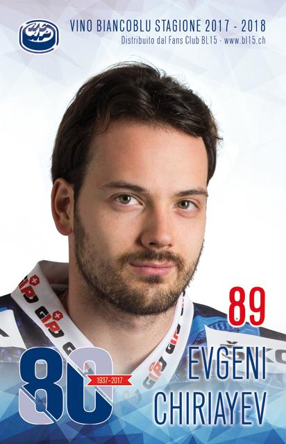 89 Evgeni Chiriayev
