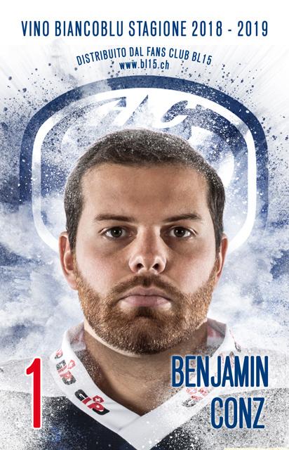 Benjamin Conz