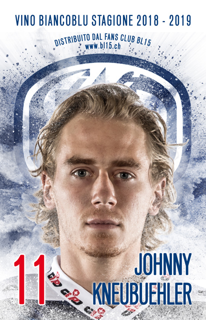 Johnny Kneubuehler