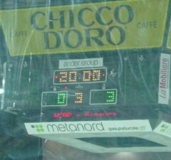 Ambri – Ginevra 0-3