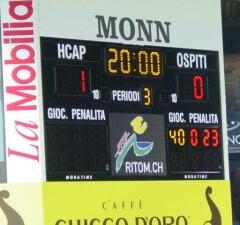 Ambri – Ginevra 1-0