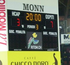 Ambri – Lugano 3-7