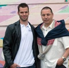 Amarcord Biancoblù 2008: Dale McCourt & Paolo Imperatori