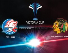 VICTORIA CUP 2009, ZSC – Chicago Blackhawks