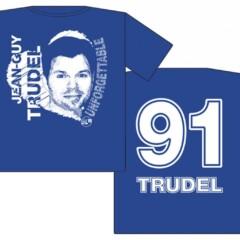 Maglietta tributo Jean-Guy Trudel