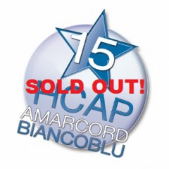 Amarcord 2015, SOLD OUT