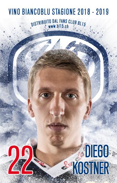 22 Diego Kostner