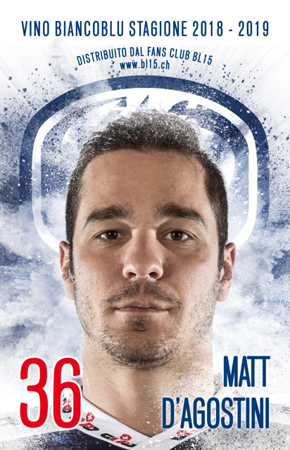 Matt D'Agostini