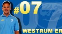 Accogliamo Erik Westrum