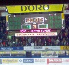 Ambri – Kloten Flyers 4 – 1