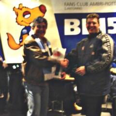 Incontro con il Fans club Basilea