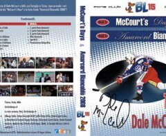 DVD McCourt's days… finalmente in vendita!