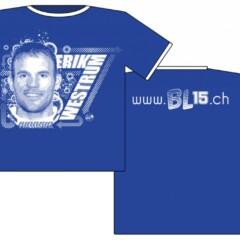 Ecco la T-shirt dedicata a Erik Westrum!